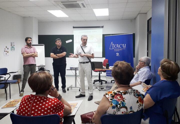 AVACU participa en un proyecto europeo sobre consumo colaborativo dirigido a personas mayores